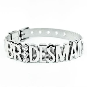 Jewelry - BRIDESMAID. STYLE No.1 - SILVER
